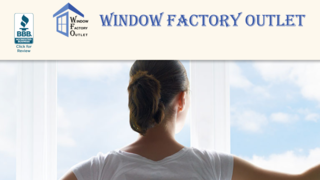 Window Factory Outlet: Replacing your windows