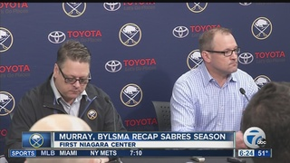Sabres GM: Next year playoffs may be realistic