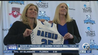 Daemen hires Banker as women's basketball coach