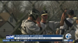 Canisius' Dallas K's 12 in win over St. Mary's