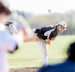 Fredonia's Burmaster tosses no-no against rival