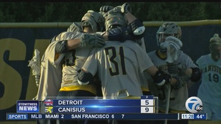 Canisius LAX keeps postseason dream alive