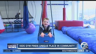 Gym helps children with autism, community