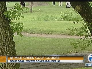 18 Mile Creek Golf Course
