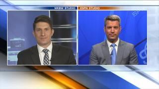 INTERVIEW: ESPN's Dominik on Bills draft