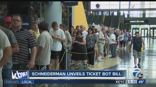 A.G. combats illegal use of ticket bots