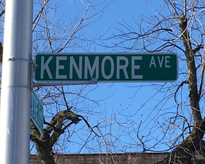 New curbside appeal of a changing Kenmore Avenue