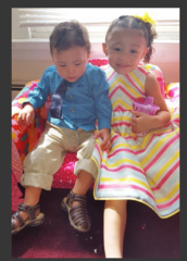 Amber Alert issued for two missing children