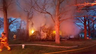 90 year old dies after house fire in Batavia
