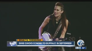 Dixie Chicks coming to FNC