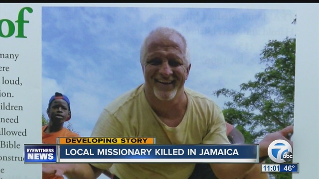 Charges filed in slaying of 2 USA missionaries in Jamaica