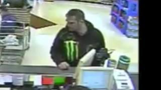 Man steals Food Pantry donation jar