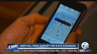 Survey shows support for rideshare expansion