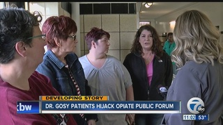 """Gosy Patients: """"We are not addicts"""""""