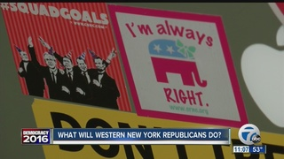 What will Western New York Republicans do?