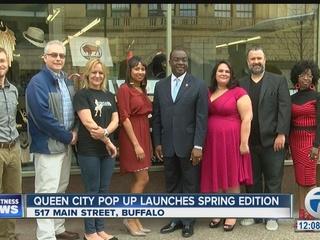 Queen City Pop Up opens on Main Street