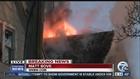 Marijuana operation found inside burned-out home