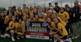 Canisius wins MAAC LAX Championship