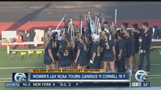 Canisius women's LAX drops NCAA Tourney game