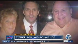 Doug Flutie prepares for DWTS finale
