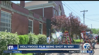 "Movie production for ""Marshall"" begins in WNY"