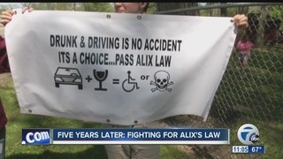 Where is Alix's Law