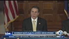 Gov. Cuomo: heroin plan is a top priority
