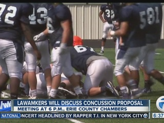 Meeting to address concussion proposal