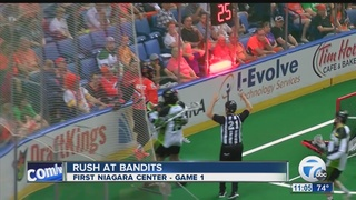 Bandits lose Game 1 of Champion's Cup Finals