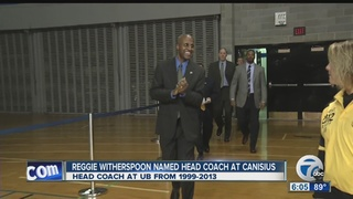 Reggie Witherspoon hired as Canisius Head Coach