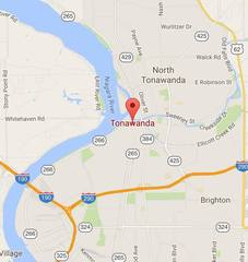 City of Tonwanda experiencing power outages