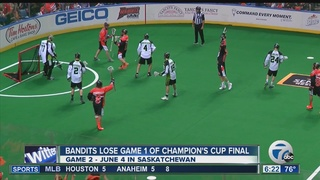 Bandits turn focus to Game 2