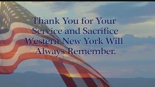 WNY Memorial Day Tribute