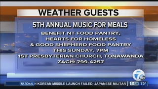 5th Annual Music for Meals