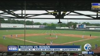 NCCC baseball's world series run ends