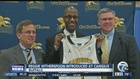 Witherspoon introduced as Canisius Head Coach