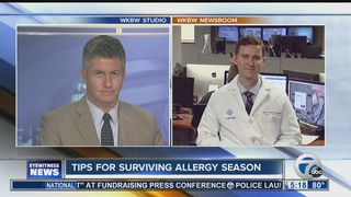 Spring Sneezing? Local doctor talks allergies