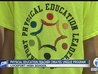 One-of-a-kind program at Lockport High School