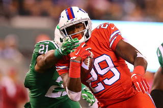 TC20: When will Karlos Williams be ready?