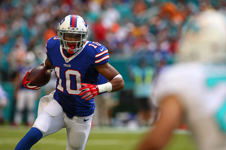 Staying or Going? Bills WR Robert Woods