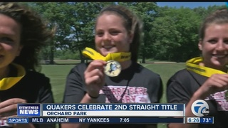 Orchard Park wins second straight Rugby title