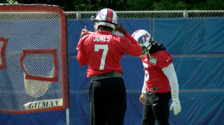 The Bills' early plan for QB Cardale Jones