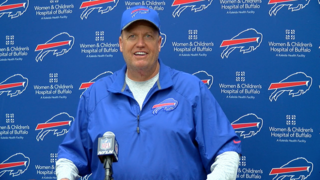 Rex Ryan says the Bills have won the offseason