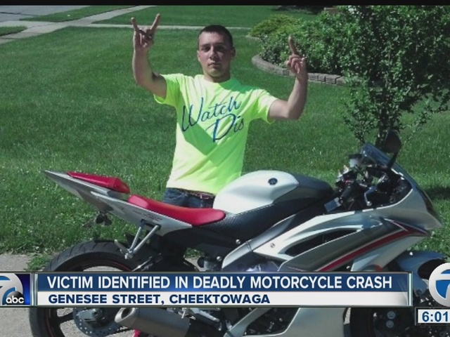 One dead in morning motorcycle crash