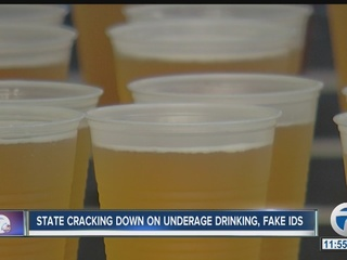State announces $2m to combat underage drinking