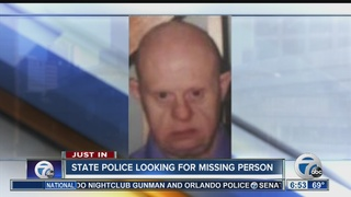 Alert for missing man w/ Down Syndrome canceled