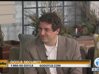 Keep Your Home Safe With Doyle Security