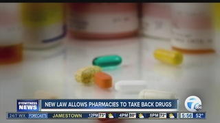 New York pharmacies to dispose of unwanted drugs