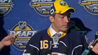 Sabres draft Austin Osmanski with the 189th pick