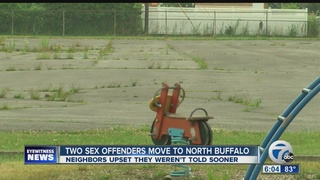 Neighbors unaware sex offenders moved nearby
